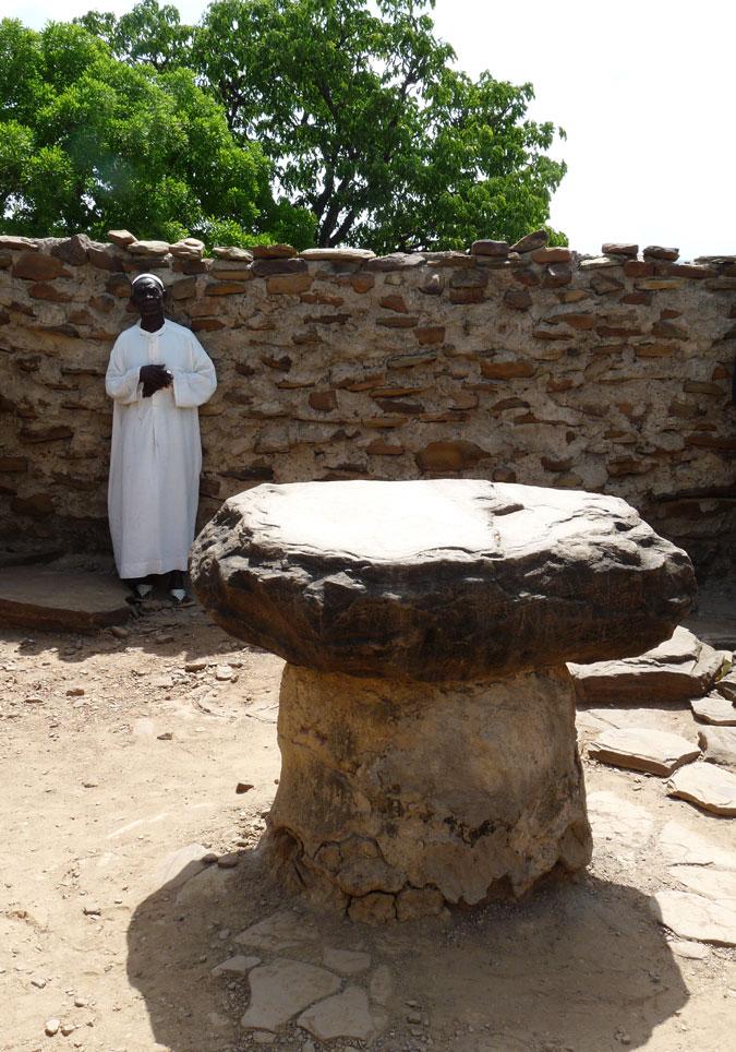 Labaranga Mosque, mystic stone, Ghana, Pete Martin
