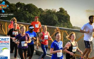 Econet Victoria Falls Marathon, 2017, Zimbabwe