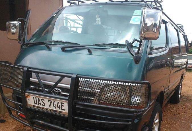 4x4 Uganda, car hire