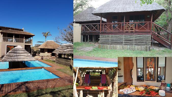 Kosi Bay Lodge, accommodation