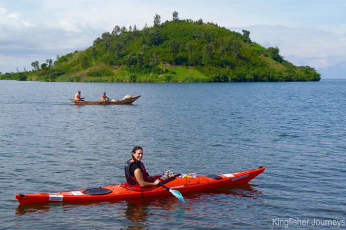 Rwanda, canoeing