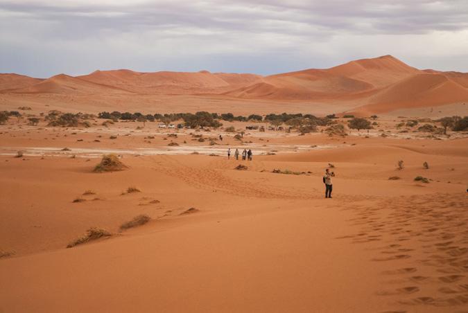 Namibia, dunes