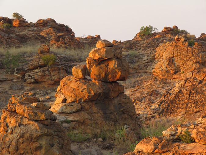 Geology, Tuli Block, Botswana
