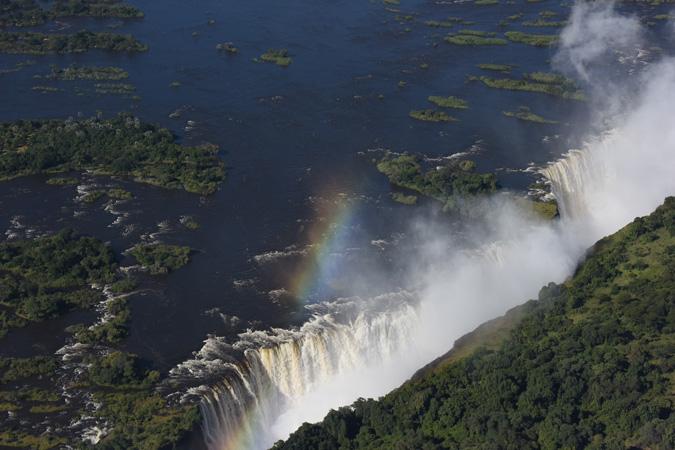 Robin Pope Safaris, Victoria Falls