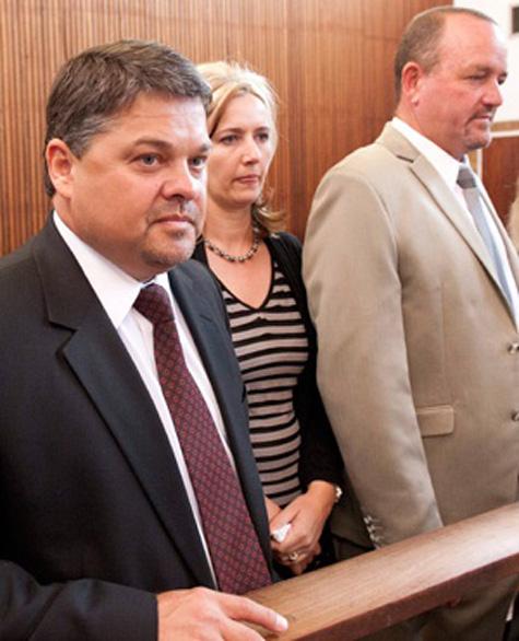 Dawie Groenewald, rhino poaching, court