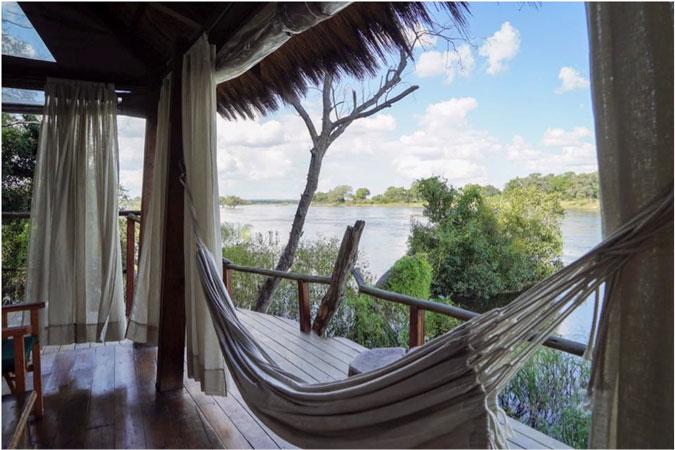 sindabezi, Zambezi River