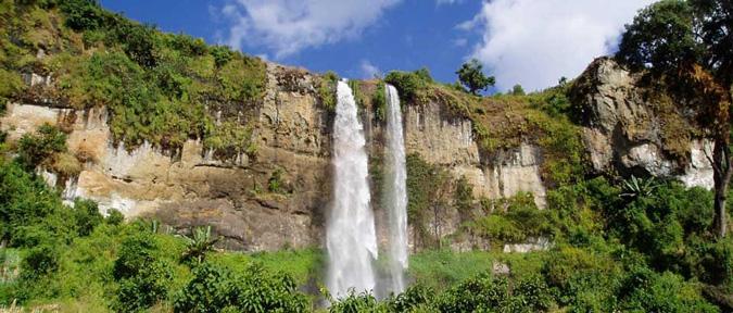 Mount Elgon National Park and Sipi Falls, Uganda