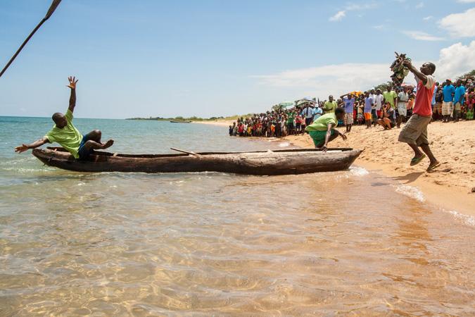 boat, tourism, Mozambique