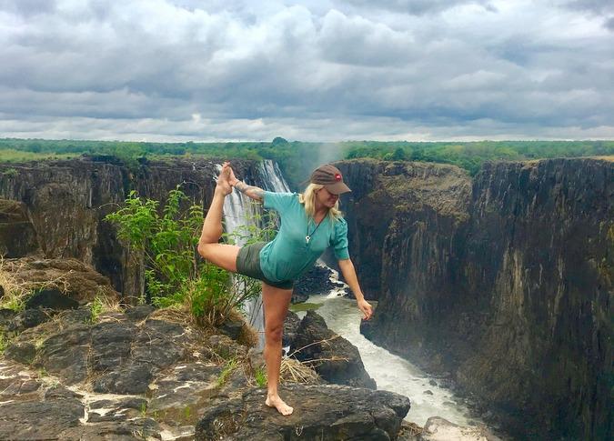 African yoga