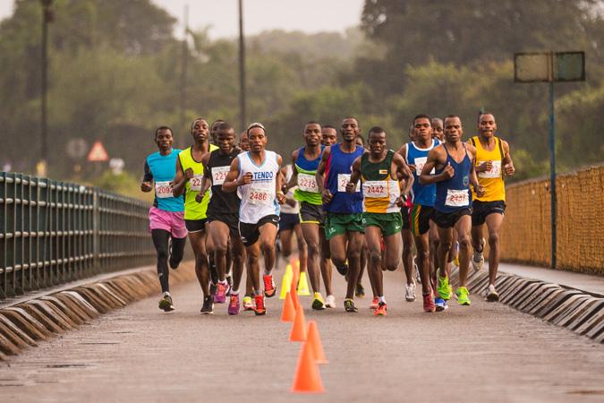 Econet Vic Falls Marathon