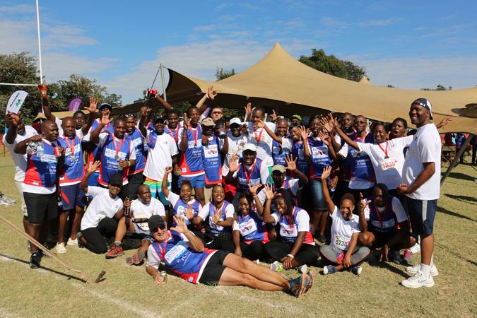 Africa Albida Tourism, Econet Victoria Falls Marathon 2017