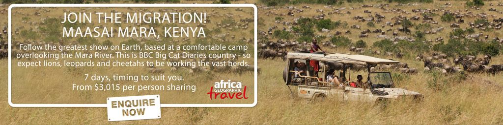 AG Maasai Mara Kenya