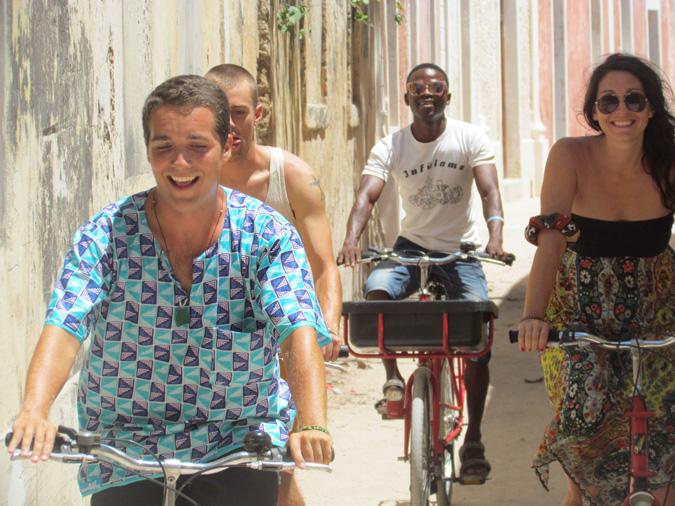 tourism, Mozambique