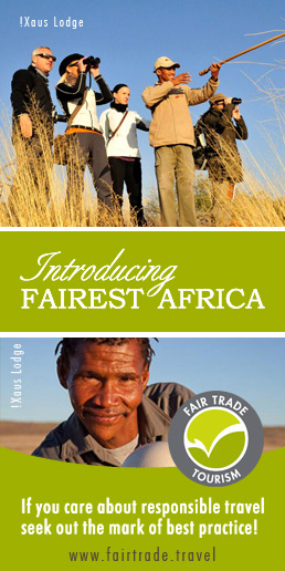 Africas Highlights Fair Trade Tourism