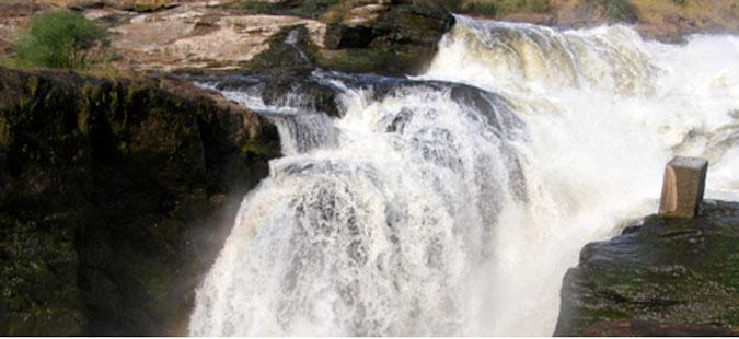 Uganda, Devil's cauldron, Murchison Falls
