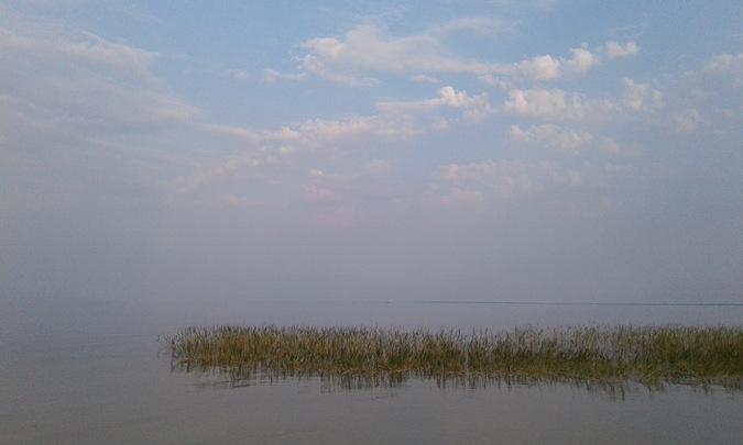 Lake Bangwelu