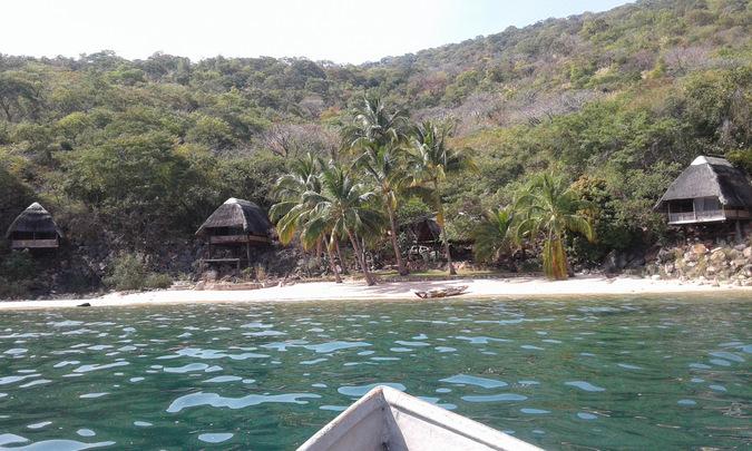 boat, water, beach, Luke's Beach, Lake Tanganyika