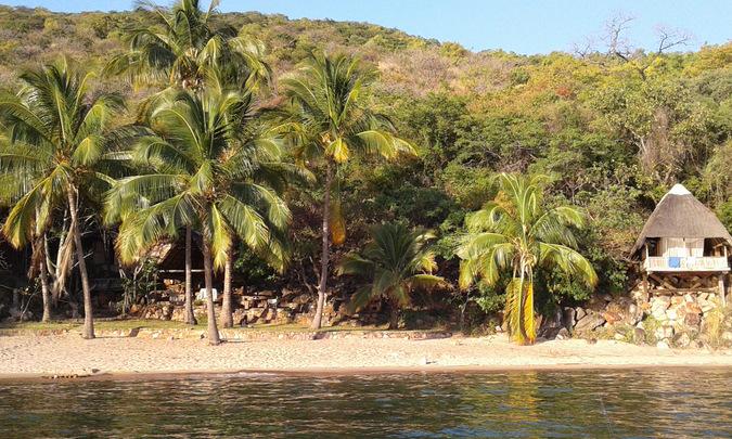 water, beach, Luke's Beach, Lake Tanganyika