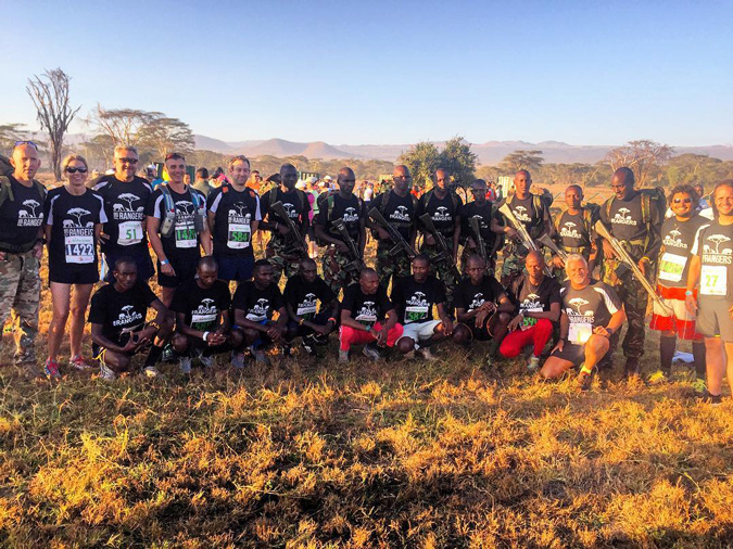 ForRangers, Lewa Wildlife conservancy, Kenya, Lewa Safaricom Marathon