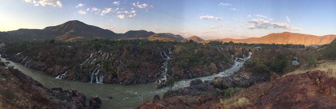 Northern Namibia, landscape