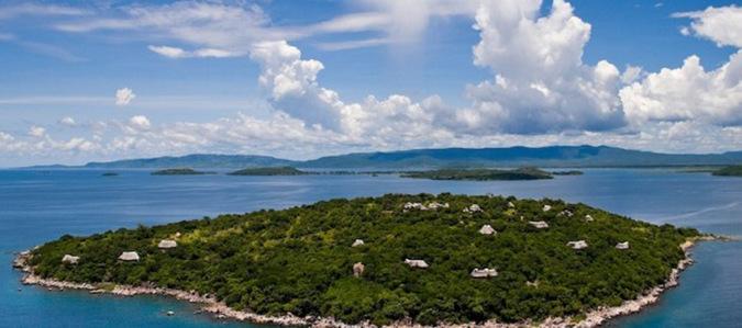 Lupita island, Tanzania