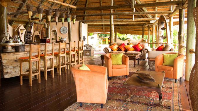 Lupita bar lounge, Tanzania