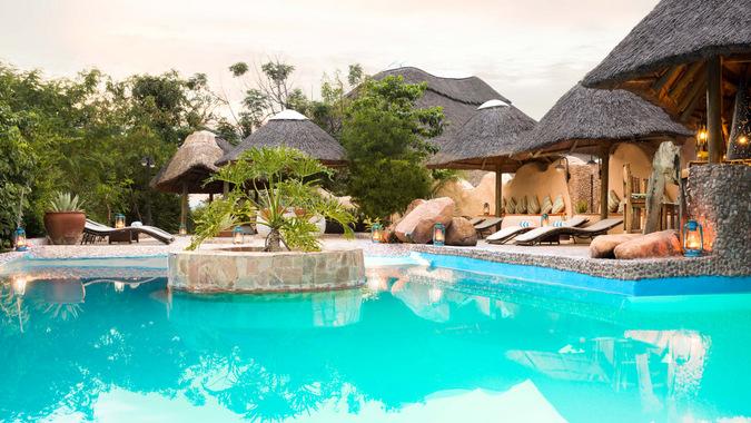 Lupita pool, Tanzania