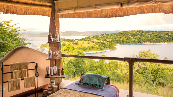 Lupita spa, Tanzania