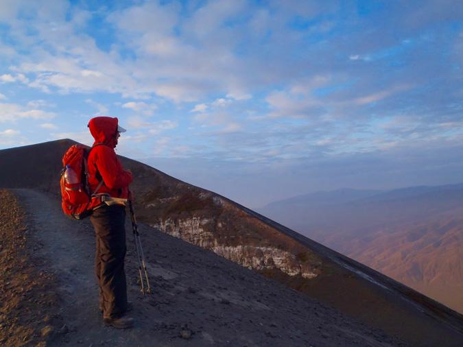 Oldoinyo Lengai, volcano, hiking, Tanzania