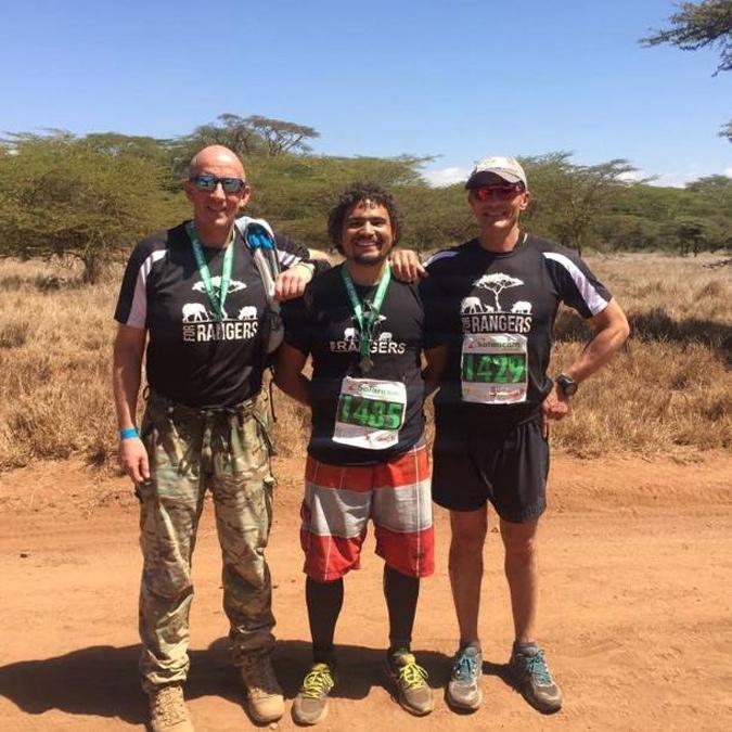 Lewa Safaricom Marathon, ForRangers, Lewa Wildlife conservancy, Kenya