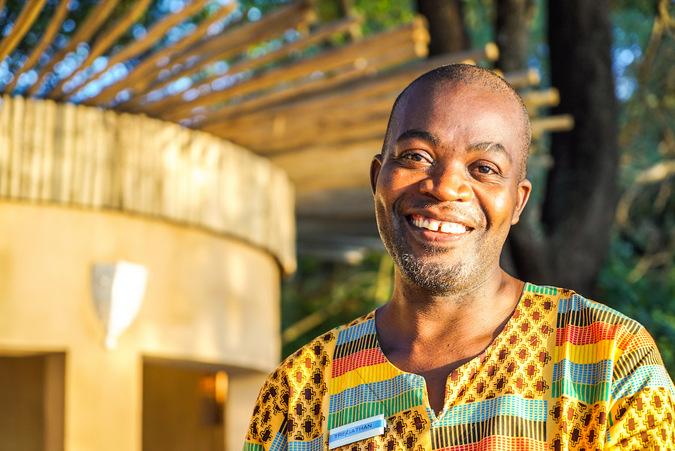 smile, Zambia