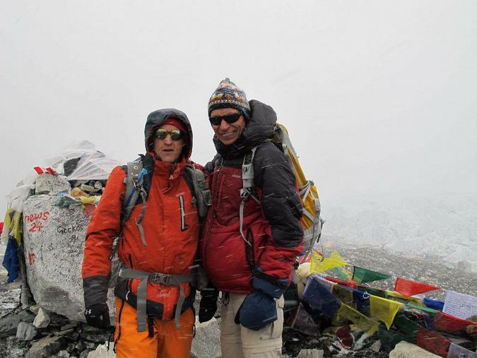 Werner Berger, Mt. Kilimanjaro