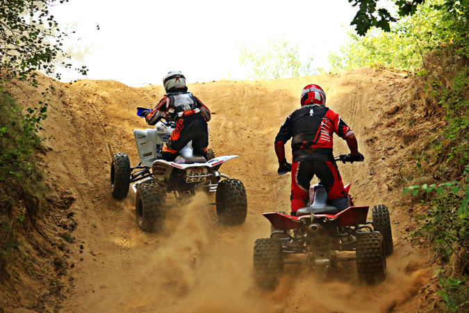 quad biking, adventure sports, Tanzania