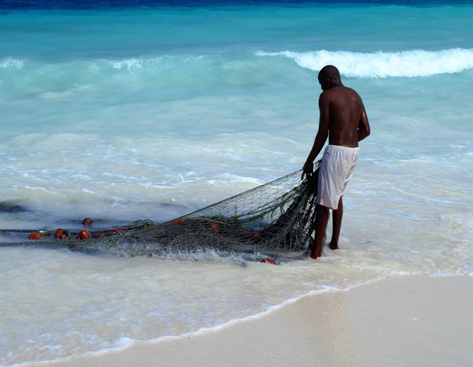 Tanzania, fishing, sea, culture