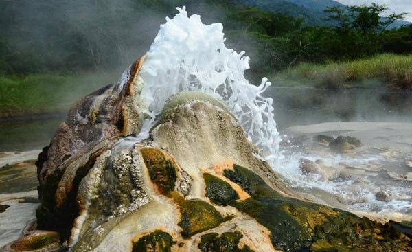 geological processes, Semuliki National Park, Uganda