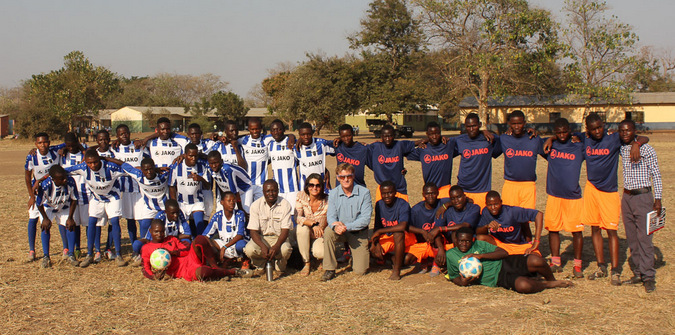 Luangwa Safari Football League, football, Zambia