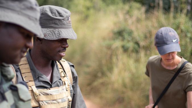 rangers, International Anti-Poaching Foundation, Victoria Falls, Zimbabwe