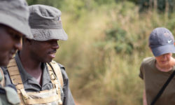 Volunteering with the International Anti-Poaching Foundation (IAPF), Victoria Falls, Zimbabwe