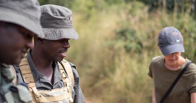 Volunteering with the International Anti-Poaching Foundation (IAPF), Victoria Falls, Zimbabwe