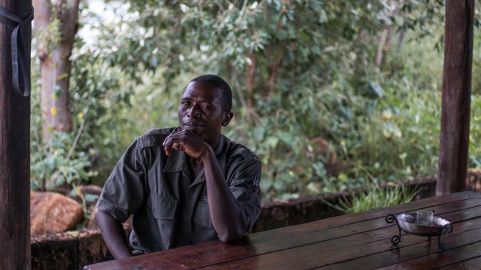 ranger, international Anti-Poaching Foundation (IAPF), Victoria Falls, Zimbabwe