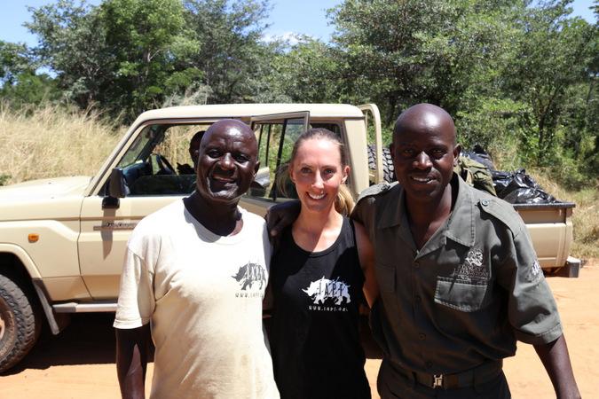 rangers, volunteer, International Anti-Poaching Foundation (IAPF), Victoria Falls, Zimbabwe