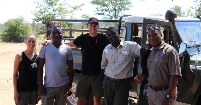 rangers, volunteers, International Anti-Poaching Foundation (IAPF), Victoria Falls, Zimbabwe