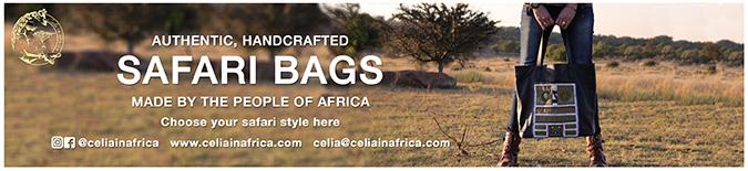 Celia in Africa