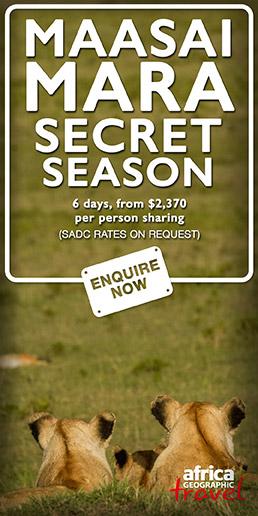 AG Secret Season Safari