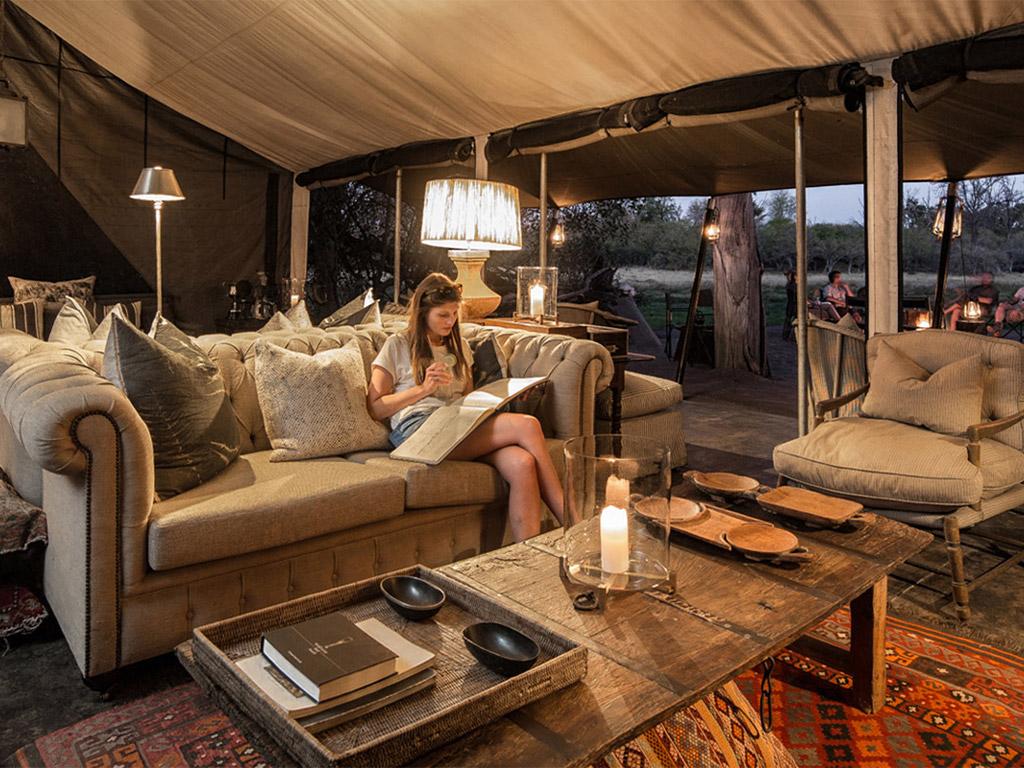 Machaba Camp, Khwai Botswana with Africa Geographic