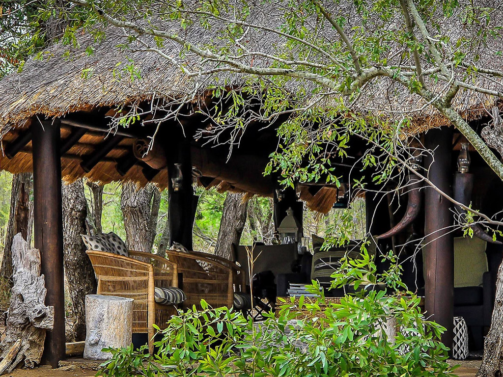 Pungwe Safari Camp with Africa Geographic