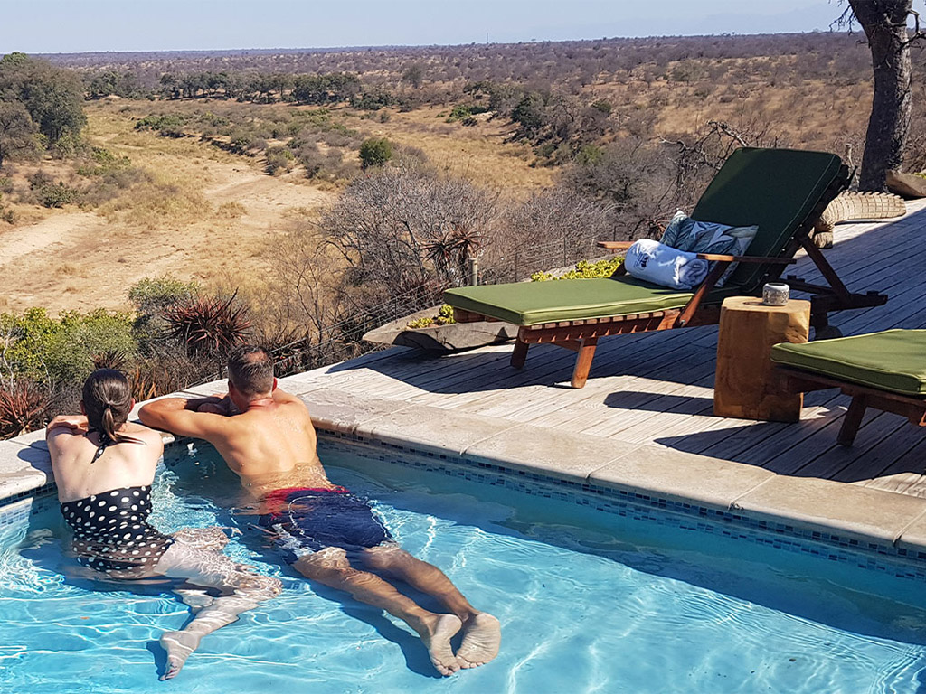There are safari accommodation options to suit all expectations and budgets ©Simon Espley