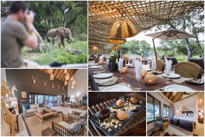 Klaserie Drift Safari Camps - Amani Camp