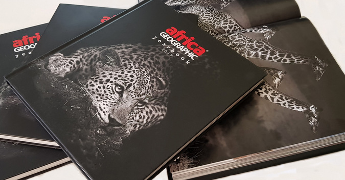 Africa Geographic 2017 Yearbook