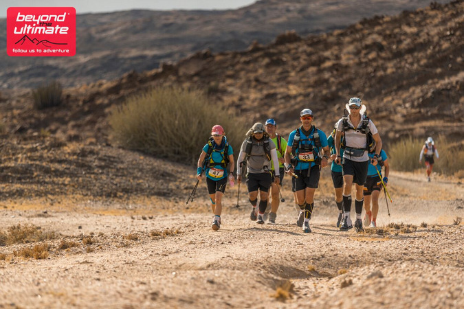 Beyond the Ultimate's Desert Ultra Marathon, Namib Desert